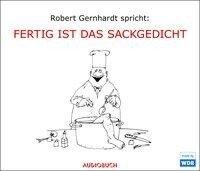 Fertig ist das Sackgedicht (Sonderausgabe) - Robert Gernhardt