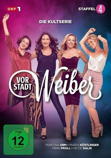Vorstadtweiber - Staffel 4 -