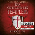 Das Geheimnis des Templers - Martina André