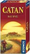 Catan - Das Spiel - Ergänzung 5 und 6 Spieler - Klaus Teuber