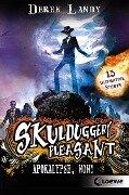 Skulduggery Pleasant - Apokalypse, Wow! - Derek Landy