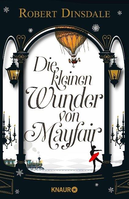 Die kleinen Wunder von Mayfair - Robert Dinsdale