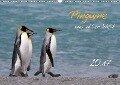 Pinguine aus aller Welt (Wandkalender 2017 DIN A3 quer) - Brigitte Schlögl