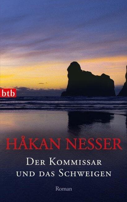 Der Kommissar und das Schweigen - Håkan Nesser