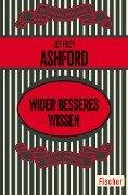Wider besseres Wissen - Jeffrey Ashford