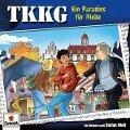 TKKG 202. Ein Paradies für Diebe - Tkkg