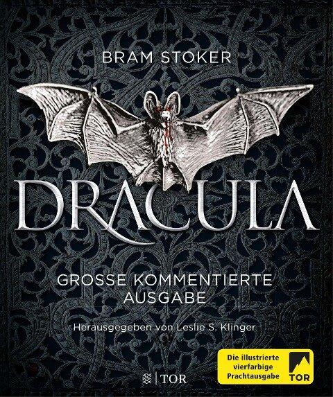 Dracula - Große kommentierte Ausgabe - Bram Stoker