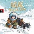 Aklak, der kleine Eskimo - Spuren im Schnee - Anu Stohner
