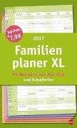 Familienplaner XL Basic 2017 -