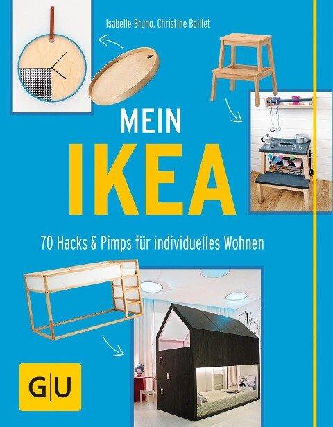 Mein IKEA - Christine Baillet, Isabelle Bruno