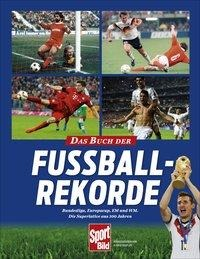 Das neue Buch der Fußball-Rekorde -