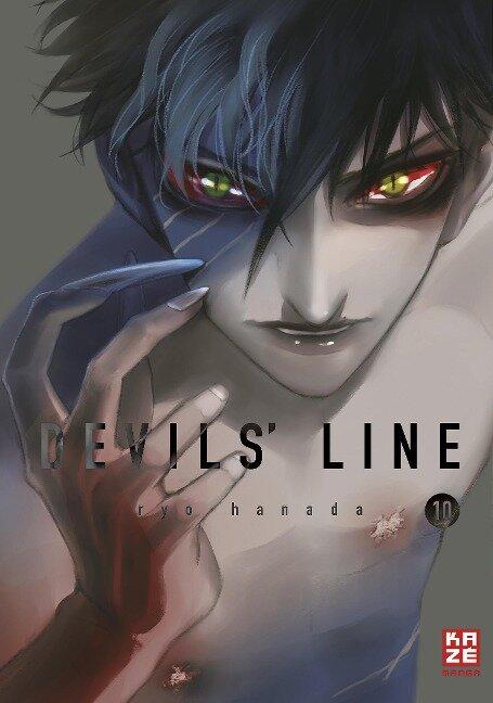 Devils' Line - Band 10 - Ryo Hanada