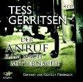 Der Anruf kam nach Mitternacht - Tess Gerritsen