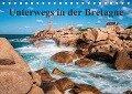 Unterwegs in der Bretagne (Tischkalender 2018 DIN A5 quer) - Rico Ködder