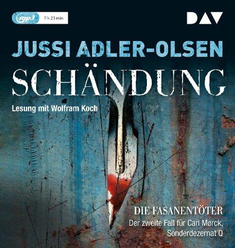 Schändung - Jussi Adler-Olsen