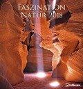 Faszination Natur 2018 Wandkalender -