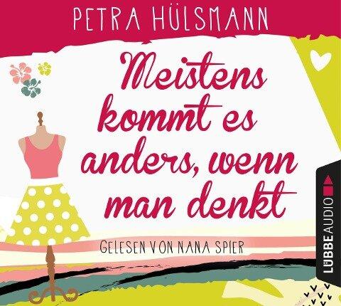 Meistens kommt es anders, wenn man denkt - Petra Hülsmann, Alexander Khromov