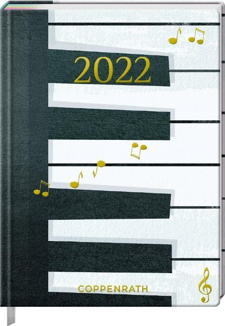 Mein Jahr 2022 - Piano (All about music) -