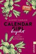 Calendar Girl - Begehrt - Audrey Carlan