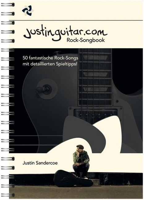 Justinguitar.com Rock-Songbook (Deutsche Version) - Justin Sandercoe