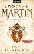 Das Lied von Eis und Feuer 05. Sturm der Schwerter - George R. R. Martin