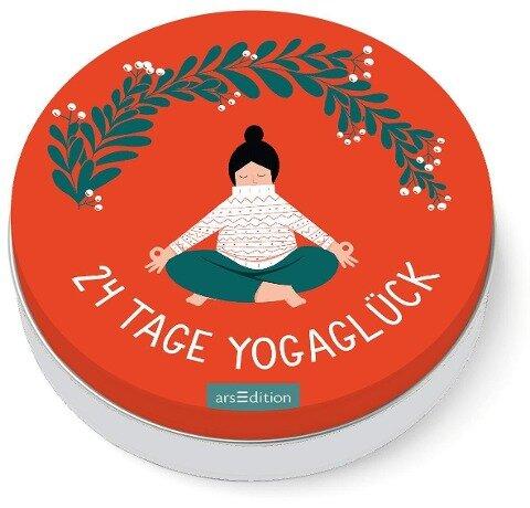24 Tage Yogaglück -