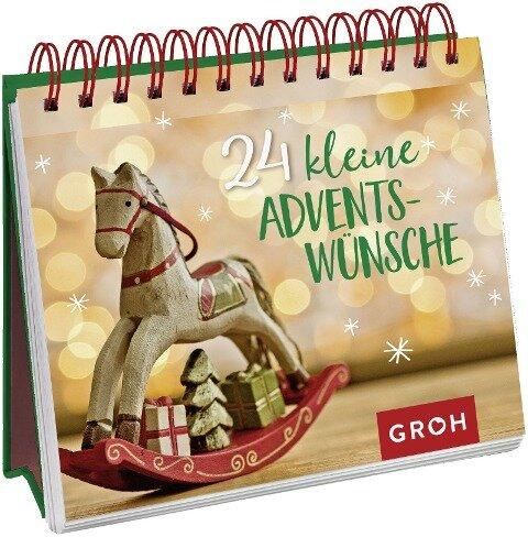 24 kleine Adventswünsche -