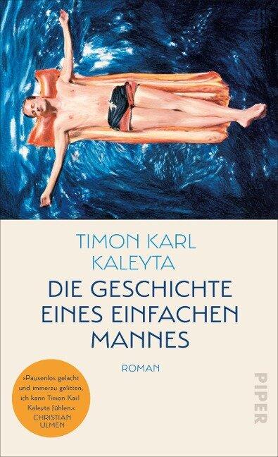 Die Geschichte eines einfachen Mannes - Timon Karl Kaleyta