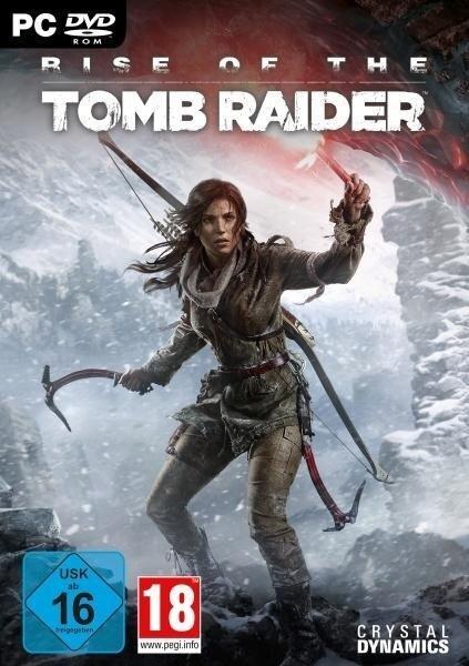 Rise of the Tomb Raider. Für Windows 7/8/10 (64 Bit) -