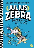 Julius Zebra - Ärger mit den Ägyptern - Gary Northfield