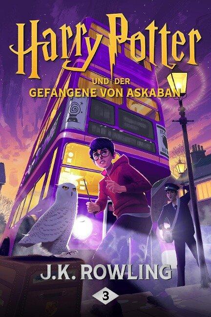 Harry Potter und der Gefangene von Askaban - J. K. Rowling