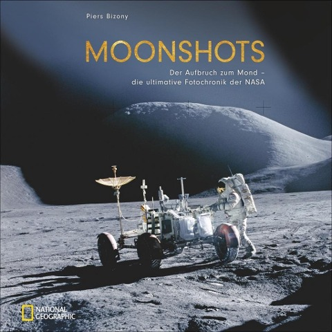 Moonshots - Piers Bizony