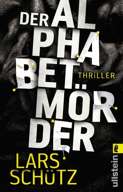 Der Alphabetmörder - Lars Schütz