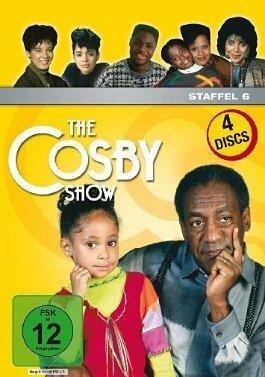 Die Bill Cosby Show - Staffel 6 (Amaray) -