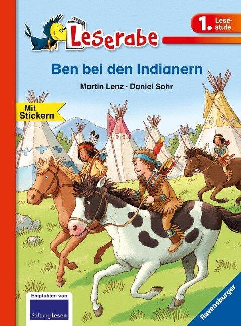 Ben bei den Indianern - Martin Lenz