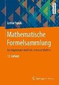 Mathematische Formelsammlung - Lothar Papula