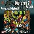 Die drei ??? Kids 05. Flucht in die Zukunft (drei Fragezeichen) CD -