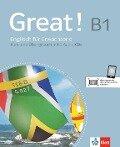 Great! Lehr- und Arbeitsbuch mit 2 Audio-CDs B1 -