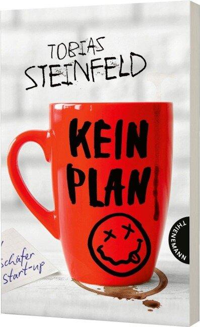 Kein Plan - Tobias Steinfeld