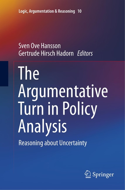 The Argumentative Turn in Policy Analysis -