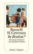In Boston? - Russell H. Greenan
