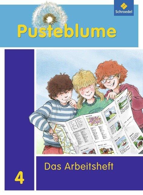 Pusteblume Sachunterricht 4. Arbeitsheft. Hamburg und Schleswig-Holstein -