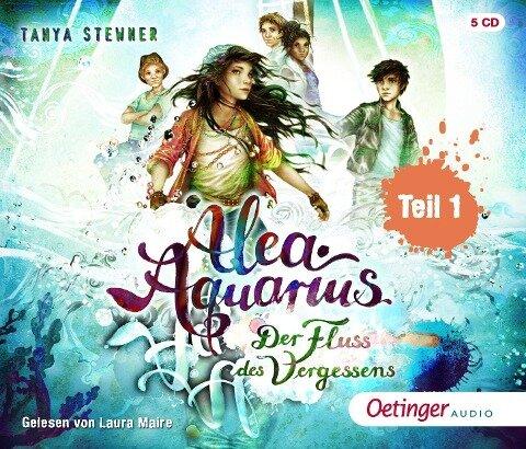 Alea Aquarius 6.1 - Tanya Stewner