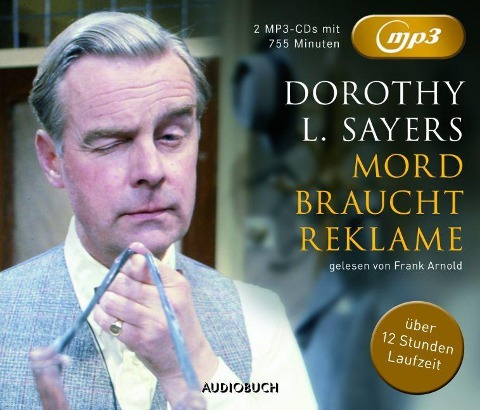 Mord braucht Reklame - Dorothy Sayers