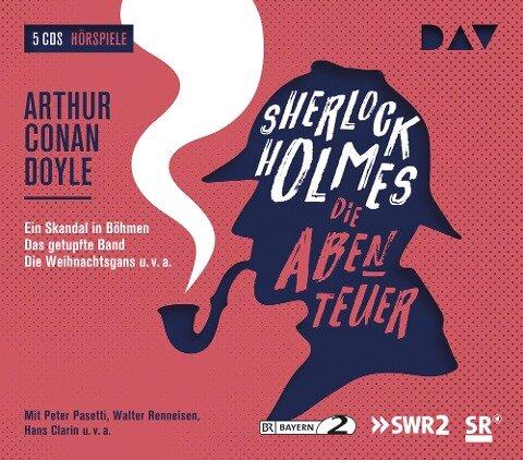 Sherlock Holmes 2 - Die Abenteuer - Arthur Conan Doyle