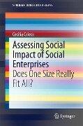 Assessing Social Impact of Social Enterprises - Cecilia Grieco