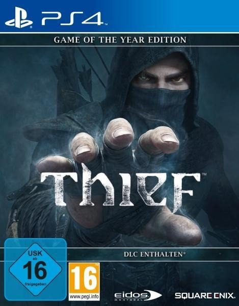 Thief - Game of the Year Edition (PlayStation PS4) -