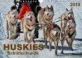 Huskies - Schlittenhunde (Wandkalender 2018 DIN A4 quer) - Peter Roder