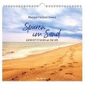 Spuren im Sand. Geburtstags-Kalender - Margaret Fishback Powers