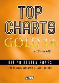 Top Charts Gold 14 (mit 2 CDs) -